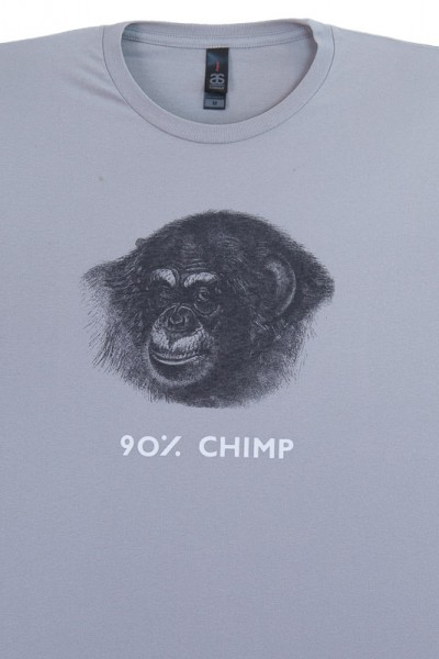 CHIMP ON OYSTER